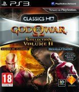 God of War Collection Volume 2 (II) (God of War: Chains of Olympus и God of War: Призрак Спарты (Ghost of Sparta) Русская Версия) Classics HD (Essentials) с поддержкой 3D (PS3)