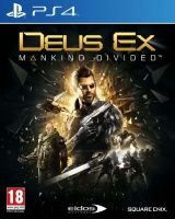 Deus Ex: Mankind Divided Русская Версия (PS4)