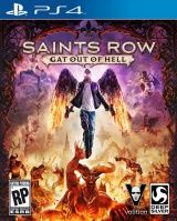 Saints Row: Gat out of Hell Русская Версия (PS4)