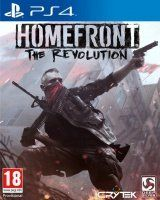 Homefront: The Revolution Русская Версия (PS4)