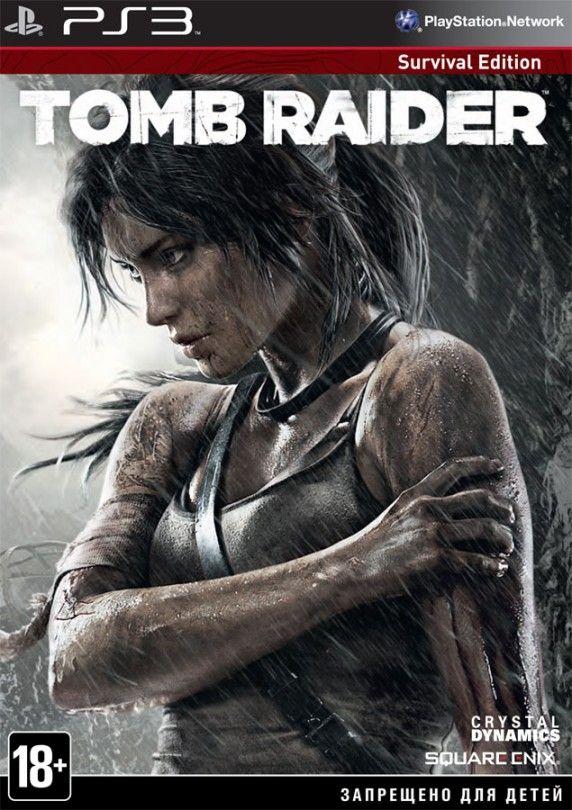скачать игру на ps3 tomb raider через торрент