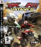 Игра MX vs ATV Untamed Рус. Док. для PS3