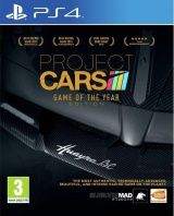 Project Cars. Game of the Year Edition Русская Версия (PS4)