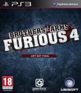 Brothers in Arms: Furious 4 (PS3)