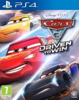 Тачки 3: Навстречу победе (Cars 3: Driven to Win) Русская Версия (PS4)