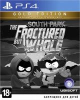 South Park: The Fractured but Whole. Gold Edition Русская Версия (PS4)