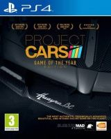 Project Cars. Game of the Year Edition (PS4)